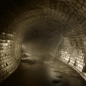 Victoria sewer